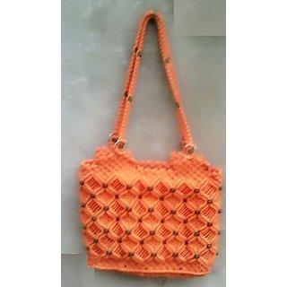 Handmade Macrame Handbag