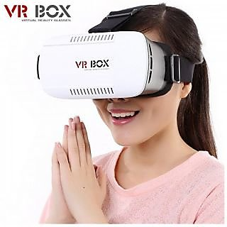 VR Virtual Reality 3D Headset - Premium Quality