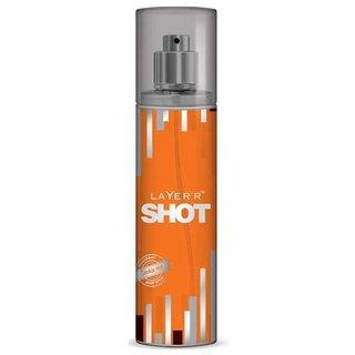 LAYER'R - SHOT - SMOKIN HOT 135ml