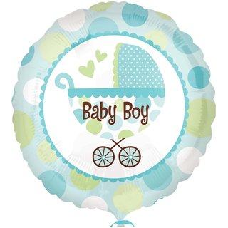Planet Jashn Baby Boy Buggy 4 Balloon