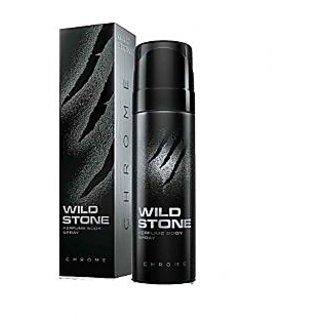 Wild Stone Chrome Body Spray 120ml