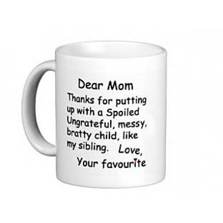 Giftcart - Personalised My Mommy Bestest