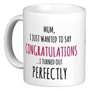 Giftcart - Personalised Perfect Mom Mug