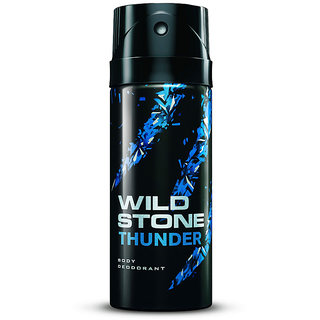 Wild Stone Thunder Body Deodrant 150ml