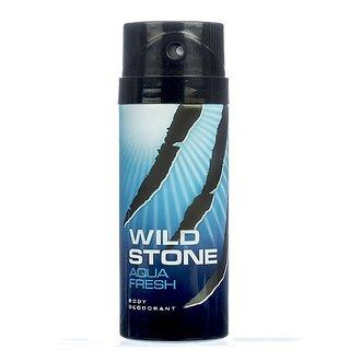 Wild Stone Aqua fresh Body Deodrant 150ml