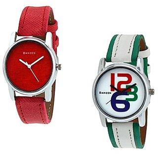 New danzen Analog wrist watch for women combo-dz-425-429