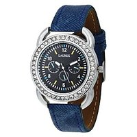 Laurex Analog Round Casual Wear Watches for Women LX-052