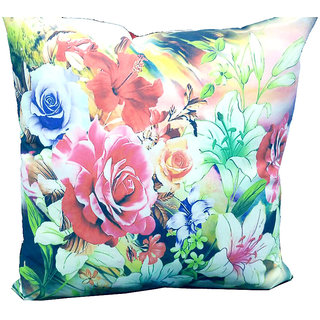 GlobalhomeTex Digital cushion covers set of 5-123