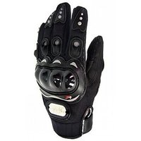 Pro Biker FBZ Riding Gloves  XL, Black