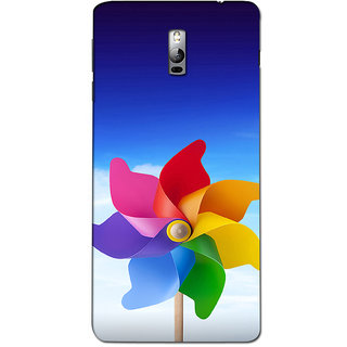 Instyler 3D Digital Printed Back Cover For OnePlus Two