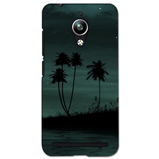 Instyler 3D Digital Printed Back Cover For Asus Zenfone Go