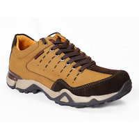 Red Chief Men's Rust Casual Lace Up Shoe