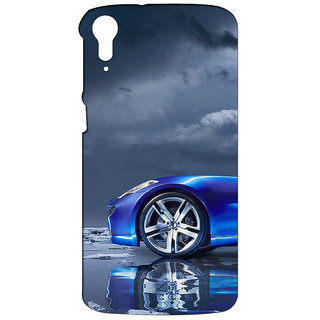 Instyler 3D Digital Printed Back Cover For Htc Desire 828