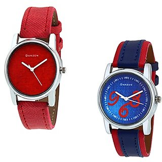 New danzen Analog wrist watch for women combo-dz-425-434
