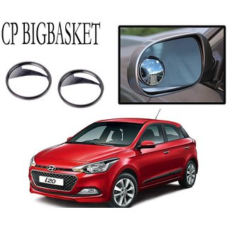 blind spot mirror black