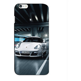 Instyler 3D Digital Printed Back Cover For Apple Iphone 6