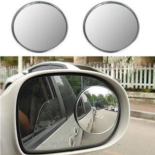 silver blind mirror