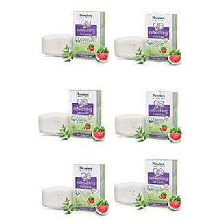 Himalaya - Refreshing Baby Soap - 125 Gm Watermelon Pack Of 6