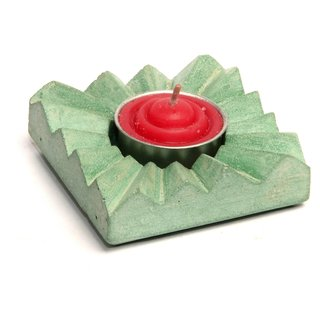 Candle Holder Made Of Concrete With Scented Candle105
