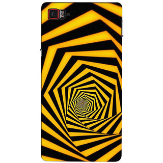 Instyler 3D Digital Printed Back Cover For Lenovo Vibe Z2 Pro K920
