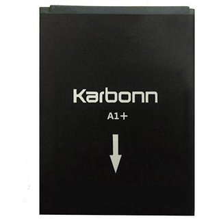 Karbonn Battery For Karbonn A1 Plus (Black)
