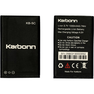 Karbonn Battery For karbonn A1 Star (Black)