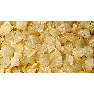 Premium Quality Tasty Crispy Potato chips - 400 GM Best Quality  Cleaned, Packed. FREE  FAST Shipping!