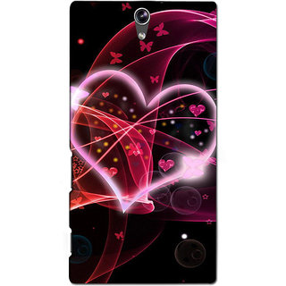 Instyler 3D Digital Printed Back Cover For Sony Xperia C5 Dual
