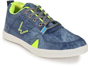 Knoos Blue Men Sneakers