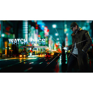 WATCH DOGS PC Game (Tested/Checked)