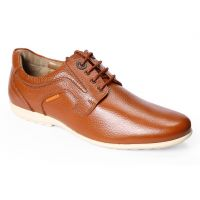 Red Chief Men's Tan Formal   Lace-up Shoes