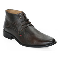 Red Chief Men'S Brown Formal Lace-Up Shoes