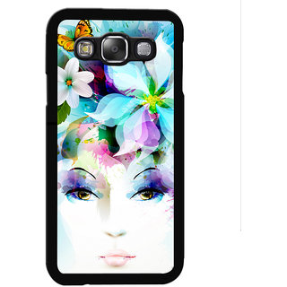 Instyler  Digital Printed Back Cover For Samsung Galaxy A7 (2015)