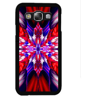 Instyler  Digital Printed Back Cover For Samsung Galaxy J7