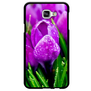 Instyler  Digital Printed Back Cover For Samsung Galaxy A9