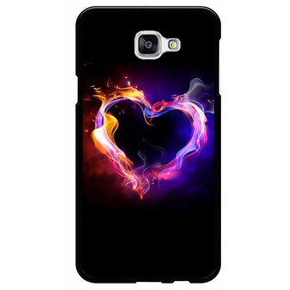 Instyler  Digital Printed Back Cover For Samsung Galaxy A5 (2016)