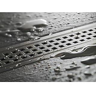 Vida Bath Linear Channel Drain