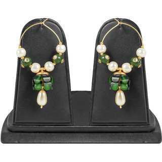 Jewels Gold Exclusive Beautiful Collection Multi Designer Jhumki Earring Set