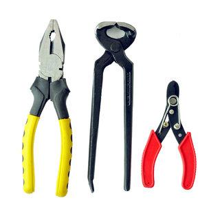 Visko 803 3 Pc Home Hand Tool Kit