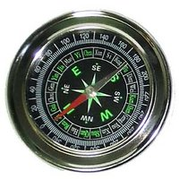 STAINLESS STEEL MAGNETIC COMPASS
