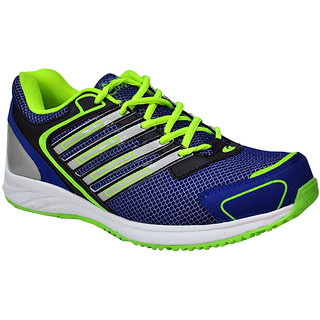 Allen Cooper Blue Sport Shoes
