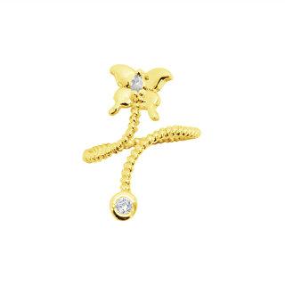 Simaya Fashion brings Gold Plated Ring for Women -FR 0024