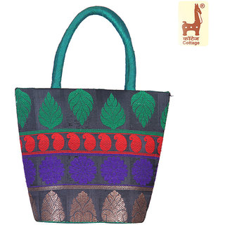 Cottage Emporium D Shape Eve Bag