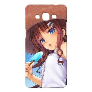 Back Cover for Samsung Galaxy Grand Prime  By Kyra QP3DGNDPRMCTN088