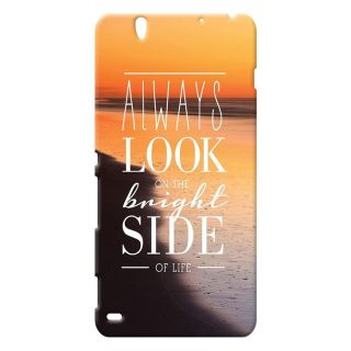 Back Cover for Sony Xperia C4  By Kyra QP3DXPRC4TYP005