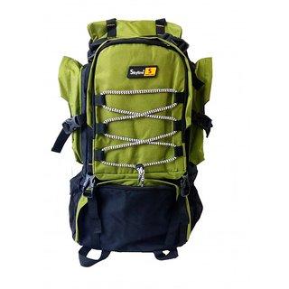 Skyline Green Hiking/Trekking/Traveling/Camping Backpack Bag, Unisex Rucksack Bag With Warranty-2405