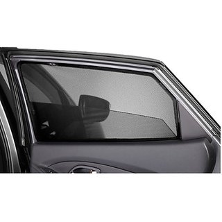 ROYAL Side Window Sun Shade For Mahindra XUV 500 (Black)