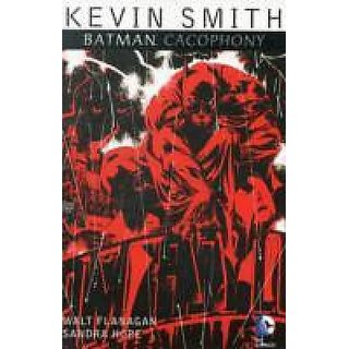 Batman Cacophony (English) (Paperback, Kevin Smith)