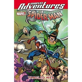 Marvel Adventures Spider-Man (English) (Paperback)
