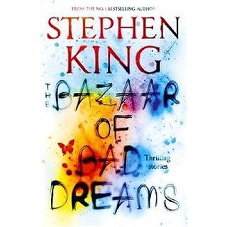 Bazaar Of Bad Dreams (English) (Hardcover, Stephen King)
